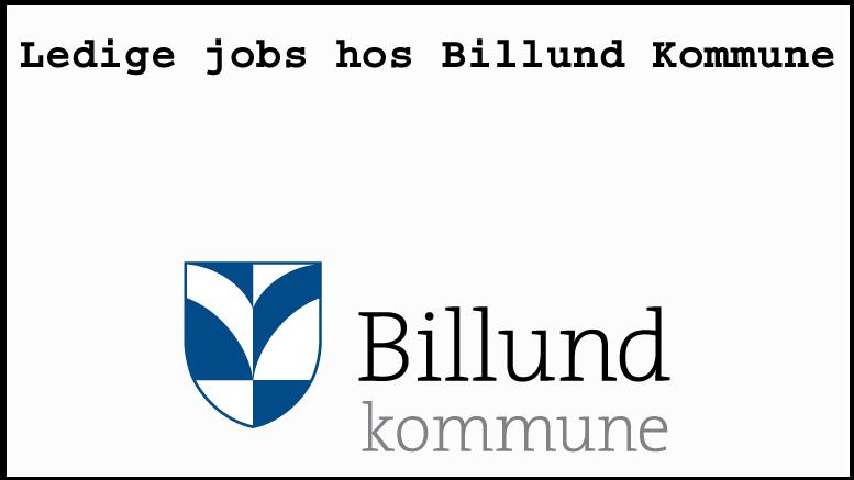 Ledige jobs hos Billund Kommune
