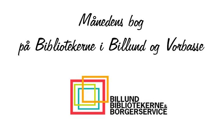 Månedens bog i August på Bibliotekerne i Billund og Vorbasse