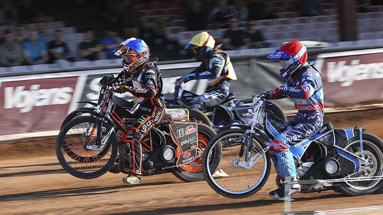 GSK Liga var i Vojens til Metal Speedway League 4 Semifinale 2 og endte på en 4. plads.