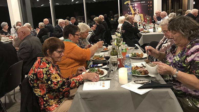 Danske Seniorer Grindsted holdt høstfest i MAGION