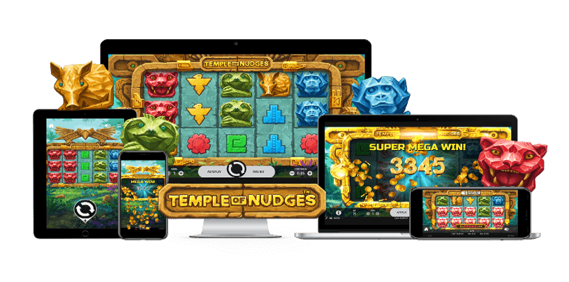 Temple of Nudges Slot Review