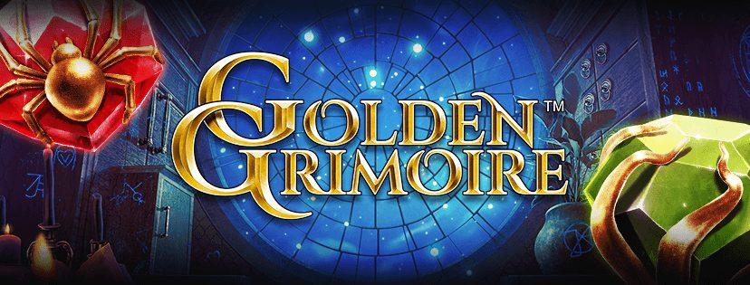 Golden Grimoire Slot Review