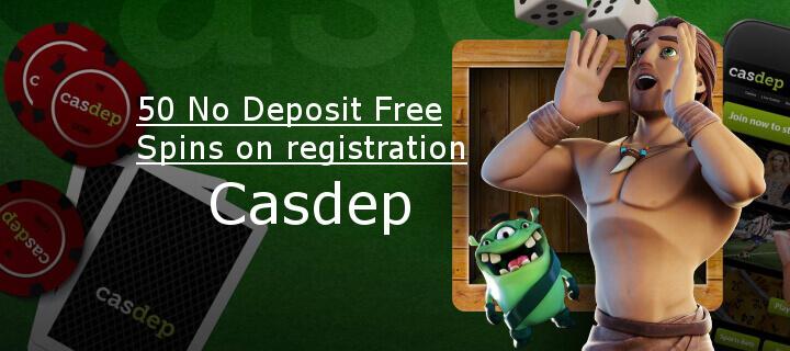 no deposit bonus after registration