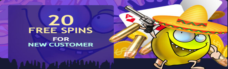 Freaky Aces Casino - 20 Free Spins No Deposit