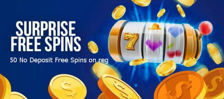 HeavyChips - 50 Free Spins No Deposit