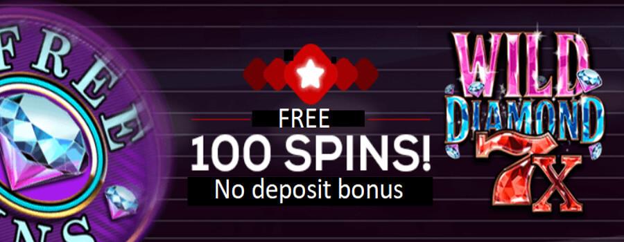 Tipbet: 100 no deposit free spins