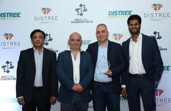 Huawei wins accolades at the DISTREE Diamond and MERA awards 2015