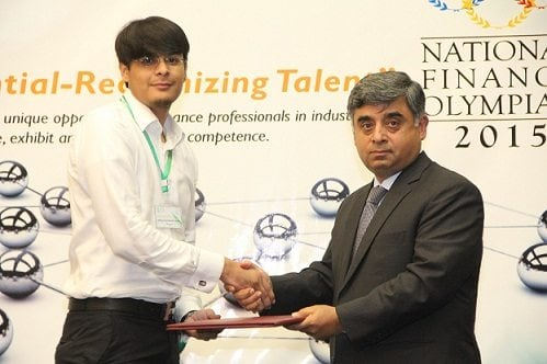 Qualifying Round of the National Finance Olympiad 2015