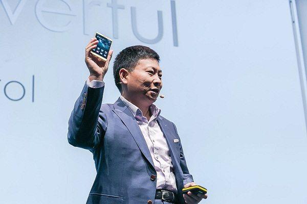 Huawei Keynote, Berlin 2015