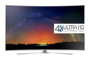 SUHD TV with CEA 4K UHD Logo