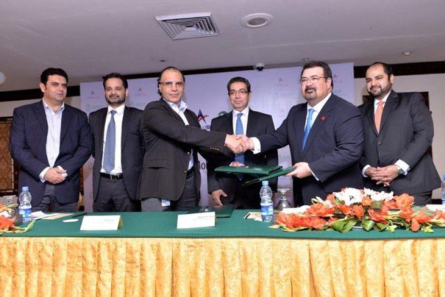 Warid & Bank Alfalah ink Agreement with National Bank of Pakistan