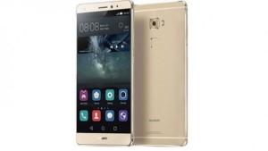 Huawei-Mate S Gold