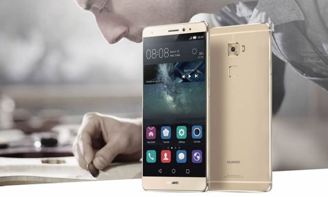 Setting New Standards of Grace and Fine Craftsmanship, Huawei Mate S
