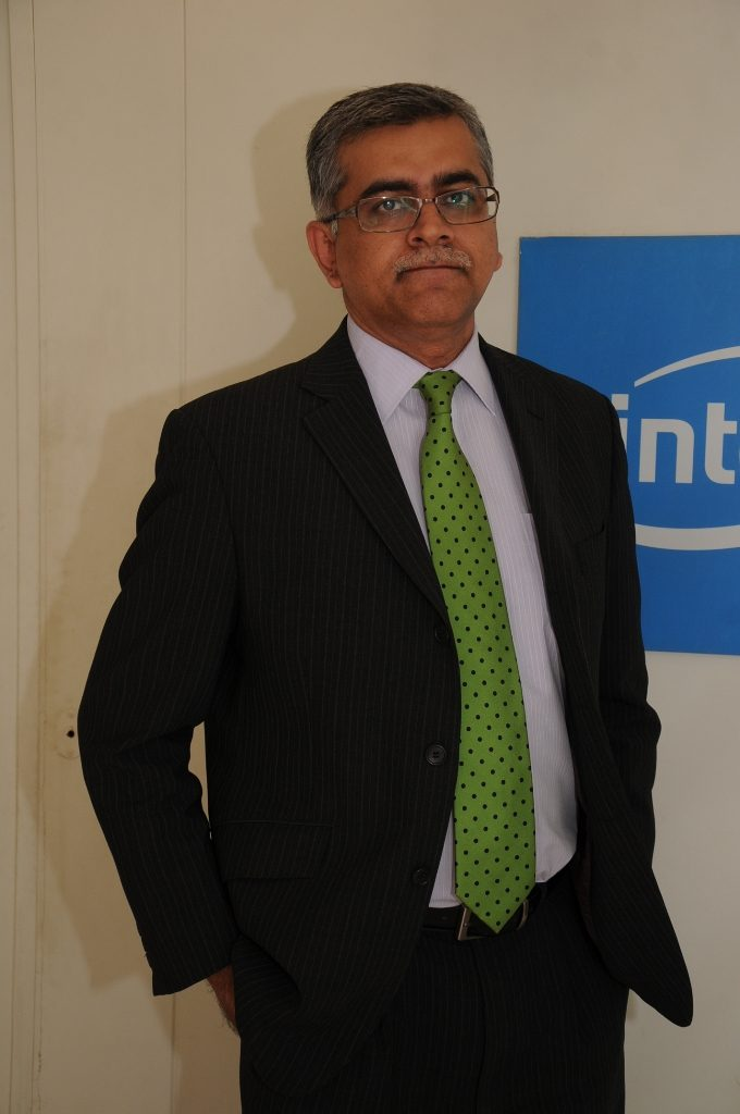 Mr. Naveed Siraj Country Manager Intel
