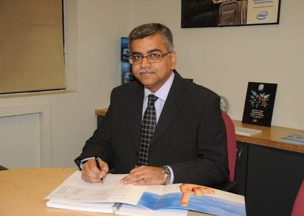 Exclusive Interview with Mr. Naveed Siraj Country Manager Intel