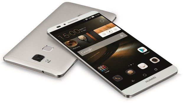 Huawei Mate S, the First ever smart phone with Weighing Skills