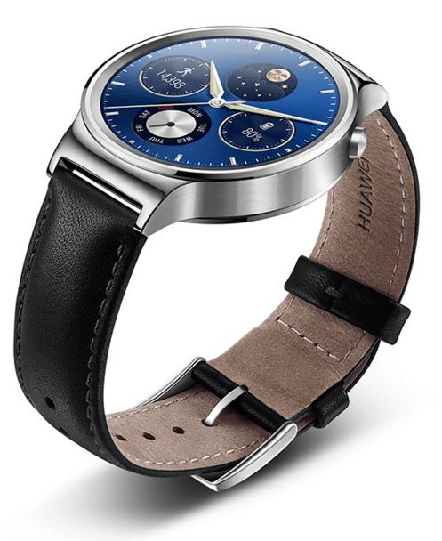 Huawei Smart Watch: the most luxurious Android watch till date First ever smart watch manufactured by a leading technology brand, Huawei, features