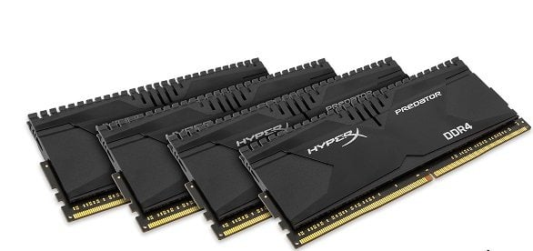 HyperX Releases High-Capacity Kit Additions to Savage and Predator