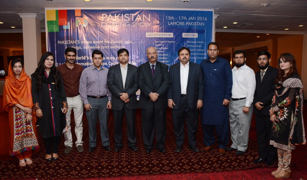 For Paints and Coating Industry, A Grand Networking Event Organized