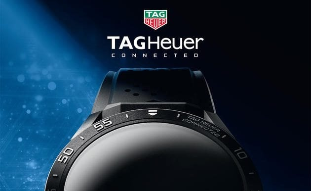 """TAG Heuer Presents the """"TAG Heuer Connected"""" Watch"""