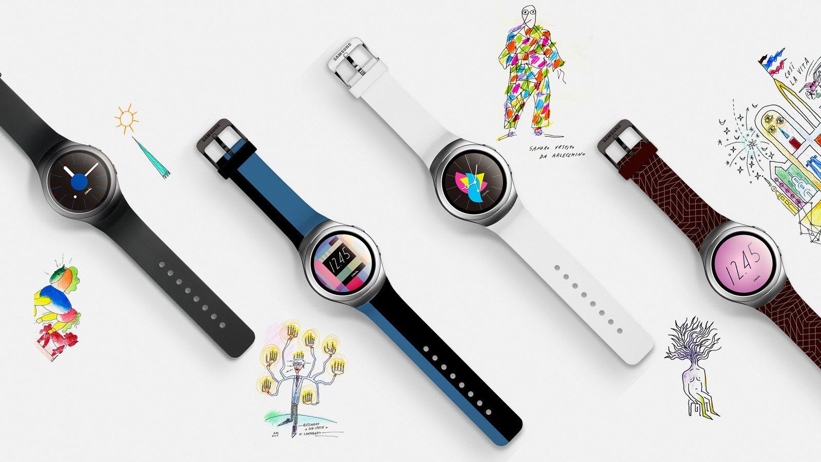 Samsung Galaxy Gear S2 – A unique smart-watch experience