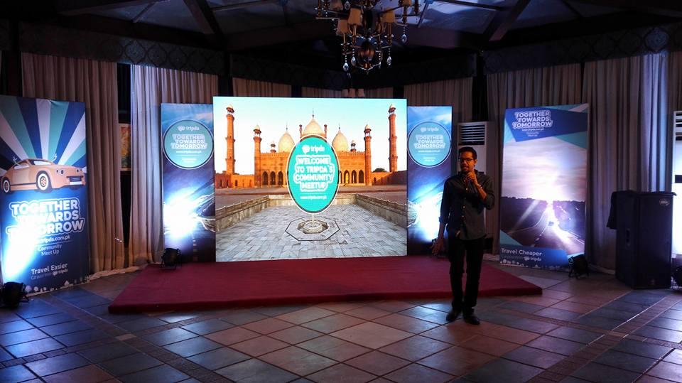 Tripda – Pakistan's Largest Carpooling Community, First Anniversary