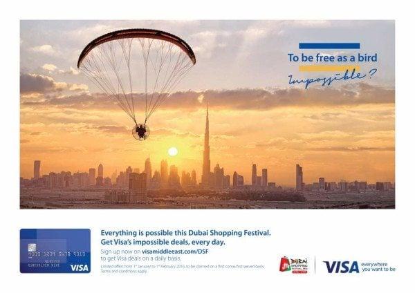 Pakistani shoppers to enjoy Visa's 'Impossible Deals' promotion