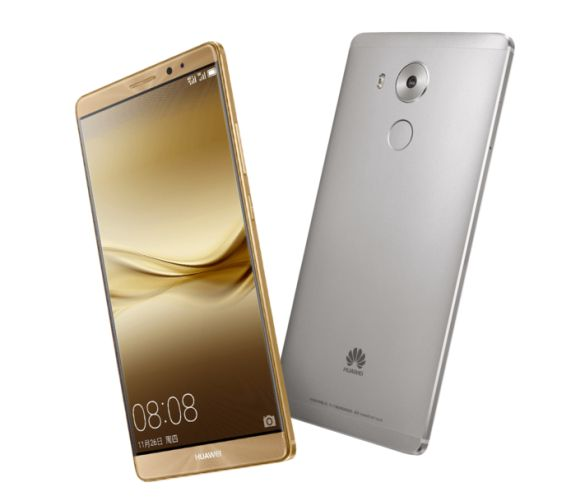 Global launch of most advanced Flagship Device by Huawei at CES 2016