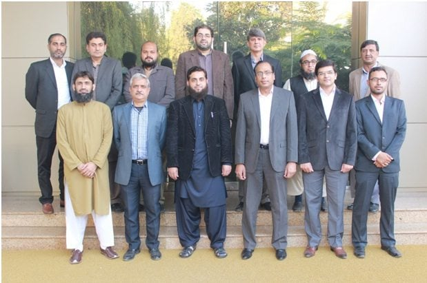 Jaffer Business Systems Organized CDCP Training for Corporate Sector