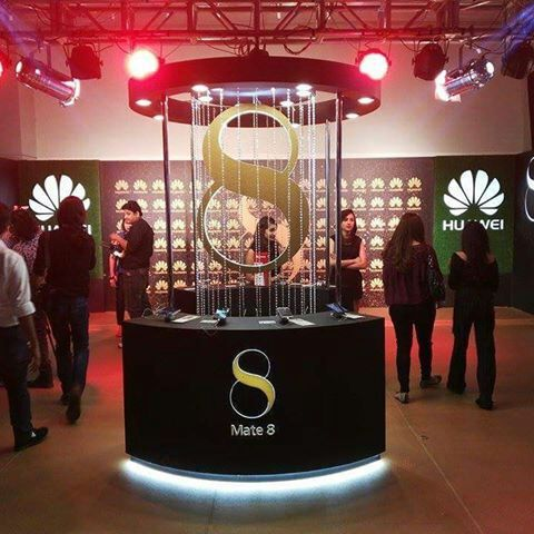 Huawei is The First To Release TVC at PFDC fashion week