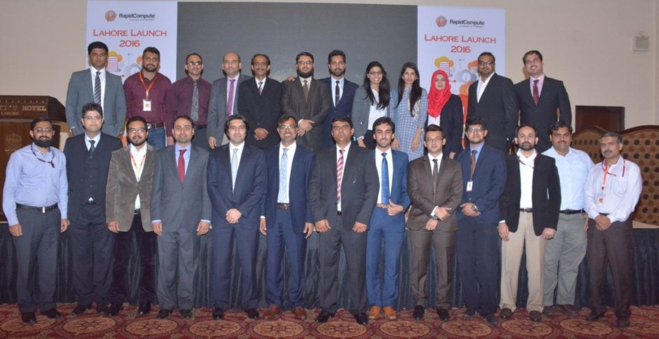 RapidCompute gains a foothold in Lahore Pakistan 2016