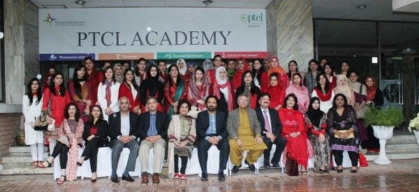 PTCL celebrates International Women's Day the world a better place
