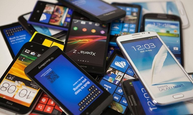 Pakistan's Smart Phone Imports Up By 10.3 percent (NetMag Desk)