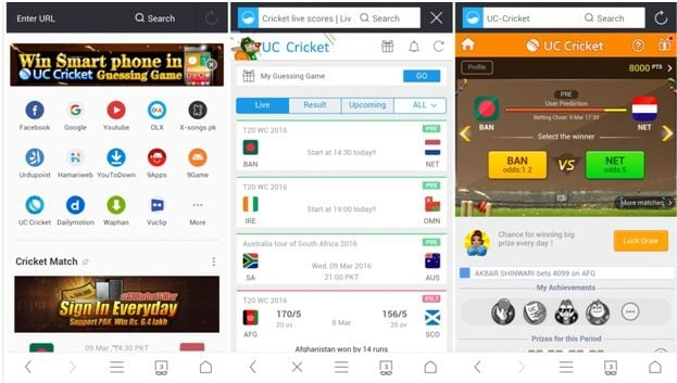 UC BROWSER SIGNS DEAL WITH TWITTER AND MICROSOFT