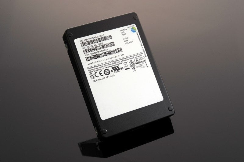 Samsung Introduces World's Largest Capacity (15.36TB) SSD