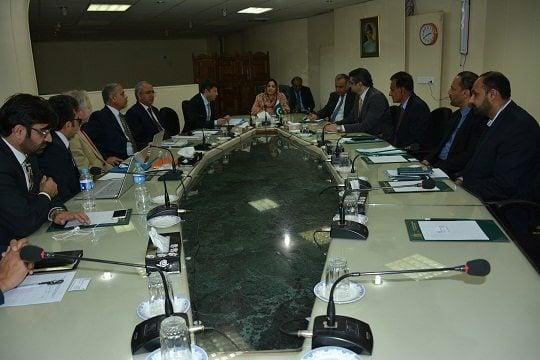 Delegation of International Telecommunication Union (ITU)