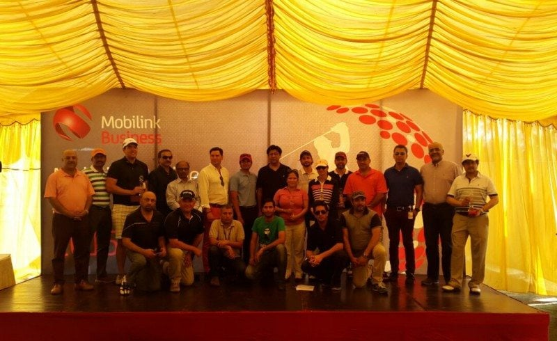 Mobilink Business Golf Tournament 2016 Concludes its Islamabad Leg