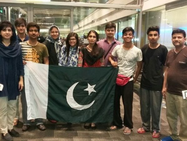 Eight Students from Pakistan to Compete at the Intel ISEF 2016