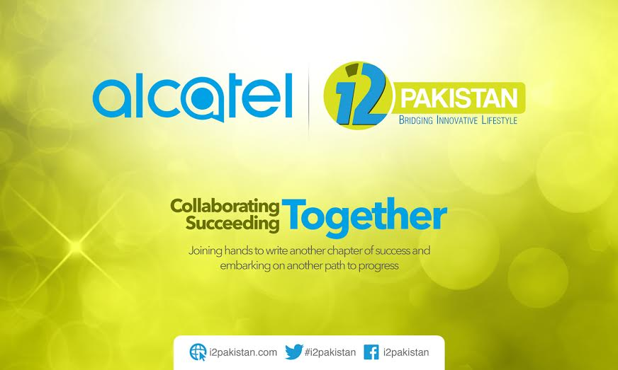 Alcatel joins hands with i2 to launch feature and smartphones in Pakistan