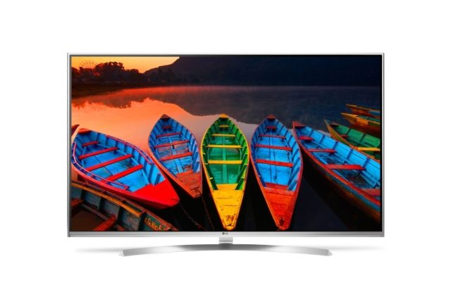 LG's Super UHD TVs Go All-In on HDR10 and Dolby Vision