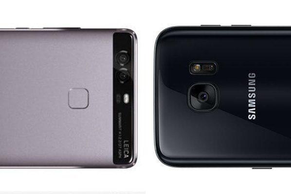 Huawei P9 & P9 Plus, Tough time to Samsung S7 & S7 Edge Plus