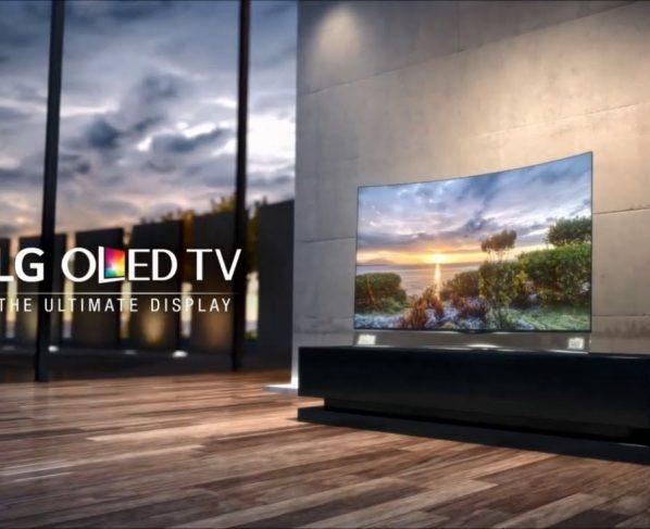LG Bankrolls $1.75bn Malleable OLED Appeal