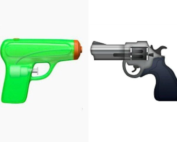 Whats There In The Gun Emoji That Frighten US?