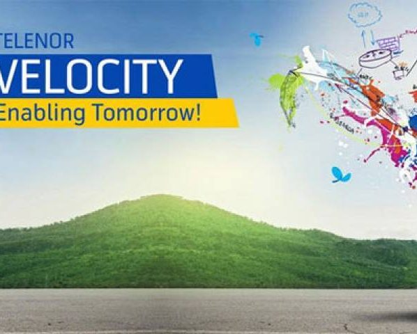Telenor Velocity Spins Out The Time Frame