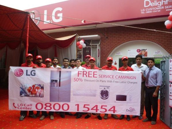 LG Electronics Reinforces Its Commitment to Customers Service