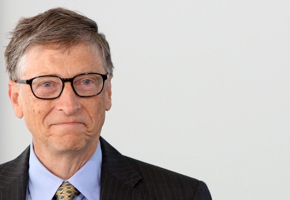 Bill Gates and about 18 other billionaires like Jeff Bezos (Amazon CEO) have teamed up and created a firm called Breakthrough Energy Ventures.