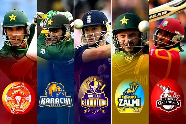 The second edition of the 'Pakistan Super League' (PSL) cricket tournament has begun from 9th of February 2017