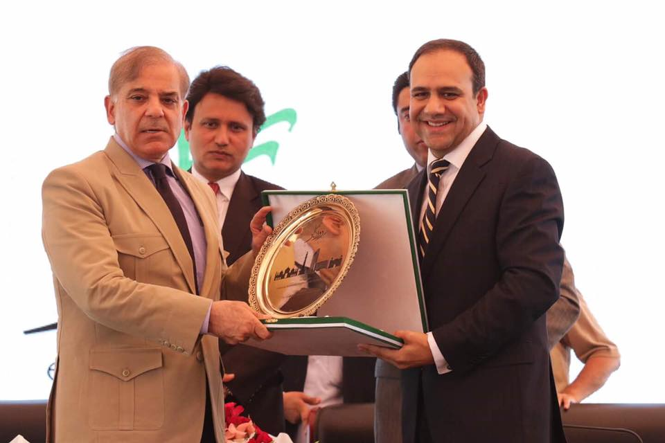 CM Punjab Mian Shahbaz Sharif inaugurated the CM eRozgar scheme today at the first National Freelancing Conference at Arfa Kareem Park