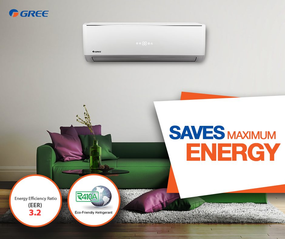 Gree - a globally leading enterprise of air-conditioners has introduced its new models in series of LOMO non-inverter ACs