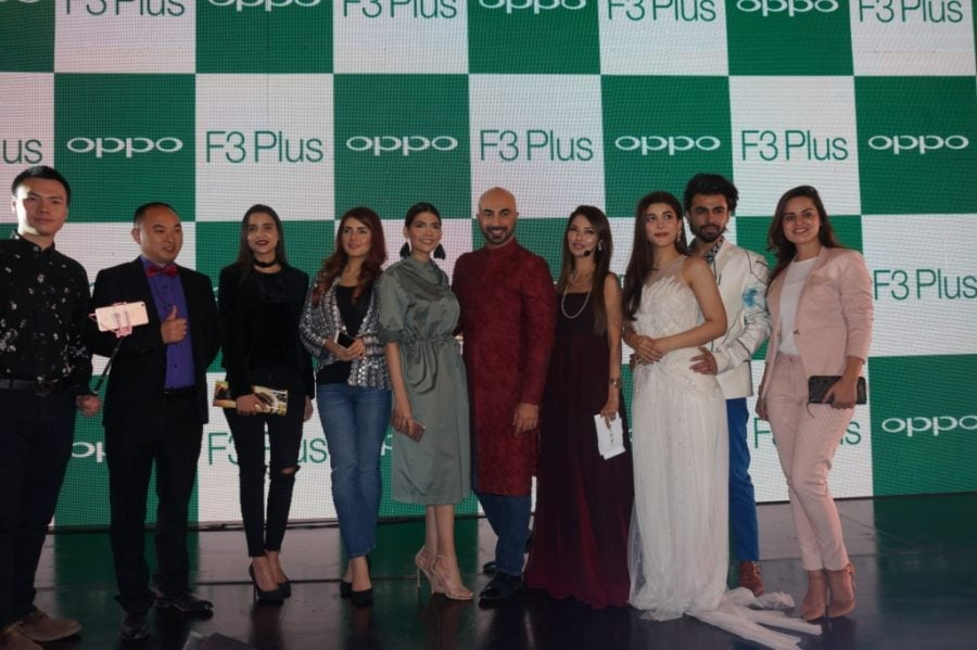 Oppo has released its much awaited phone, Oppo F3 Plus in an ethereal event today. The event was star-studded with music. The Chinese company has maintained